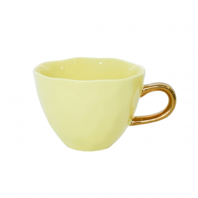 UNC Goodmorning Cup Raffia Yellow